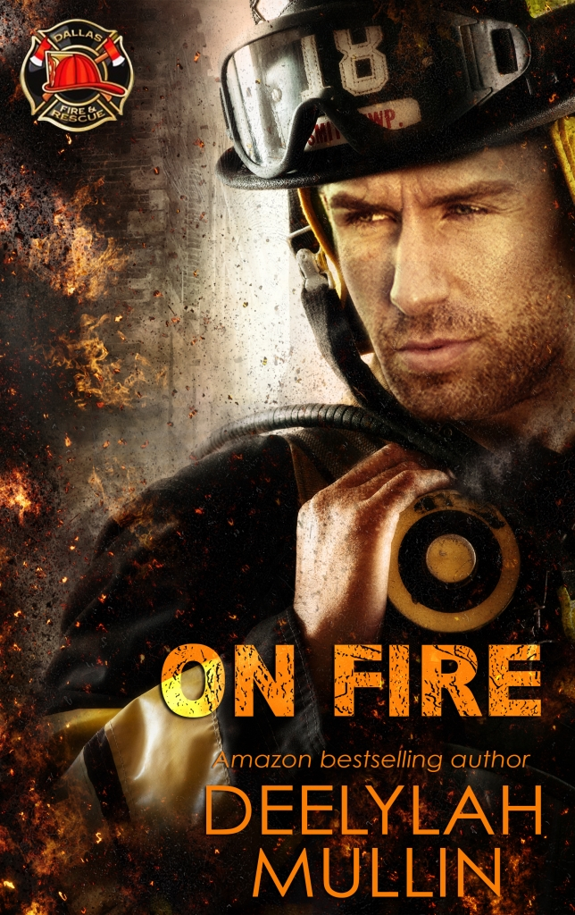 Book Cover: On Fire